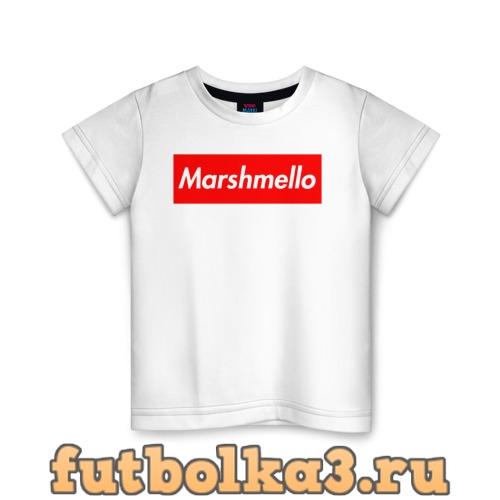 Футболка Marshmello Supreme детская