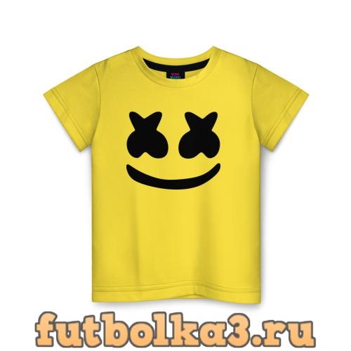 Футболка Маршмеллоу детская