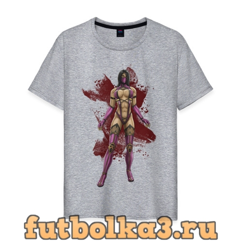 Футболка Mileena мужская