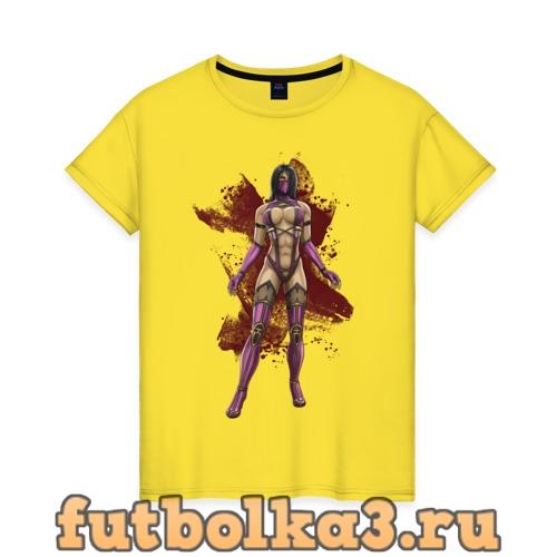 Футболка Mileena женская