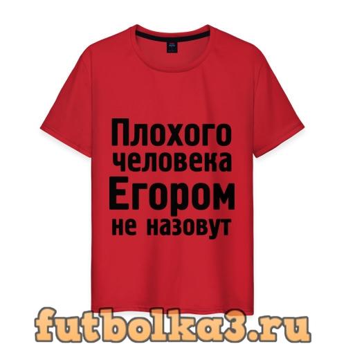 Футболка Плохой Егор мужская