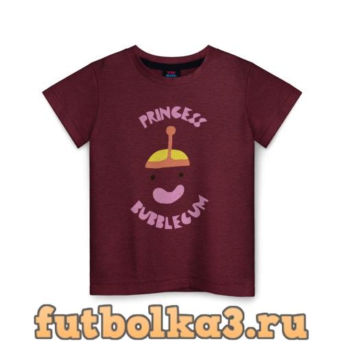Футболка Принцесса Бубльгум детская