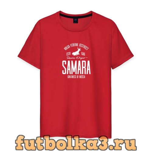Футболка Самара Iron мужская