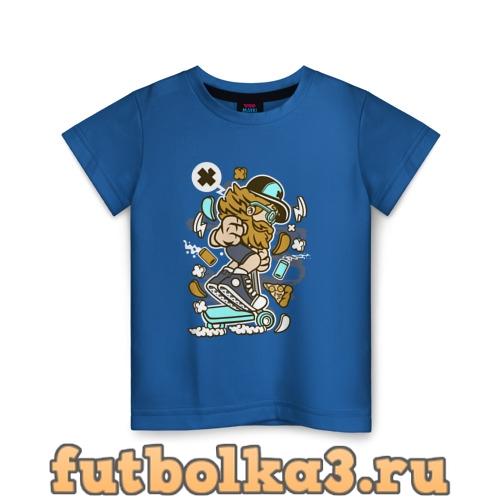 Футболка Самокат детская