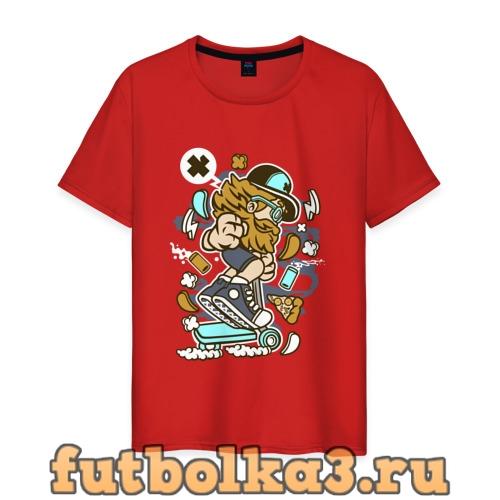 Футболка Самокат мужская
