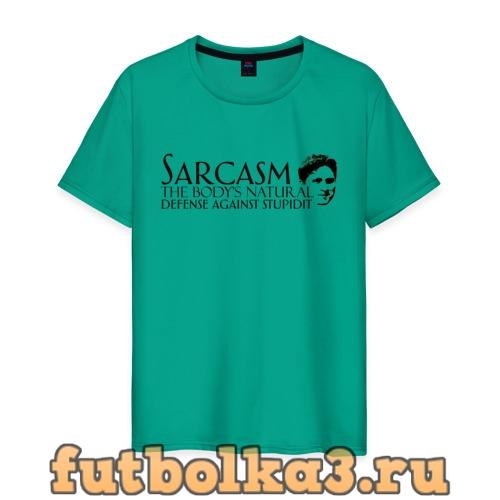 Футболка Сарказм мужская