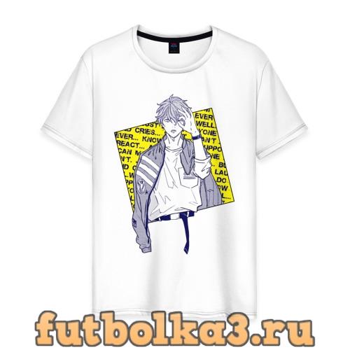 Футболка Сато мужская