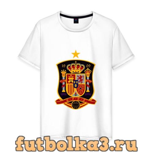 Футболка Сборная Испании мужская