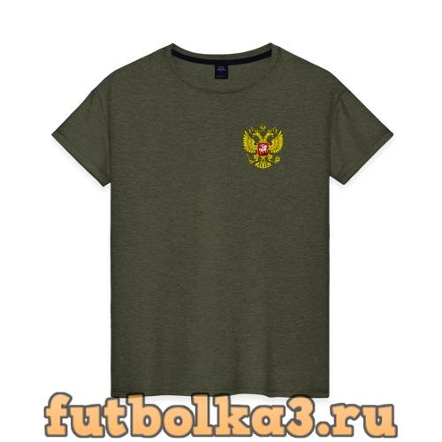 Футболка Сборная РФ 2016 женская