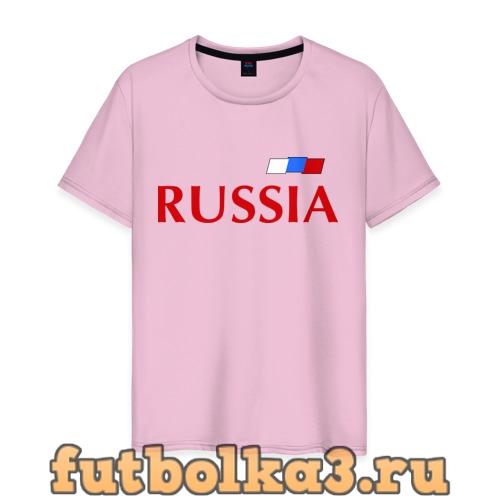 Футболка Сборная России - 9 мужская