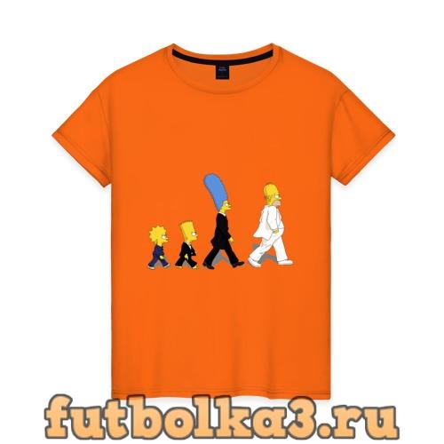 Футболка Симп�оны жен�ка�