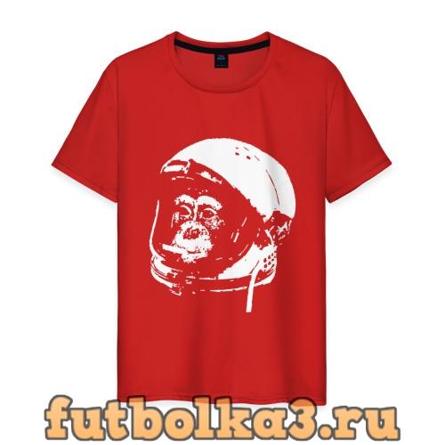 Футболка Space Monkey мужская