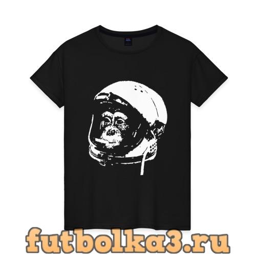Футболка Space Monkey женская