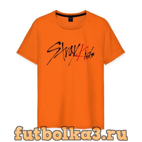 Футболка Stray Kids мужская