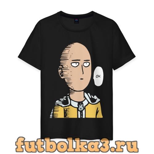 Футболка ВАНПАНЧМЕН - OK мужская