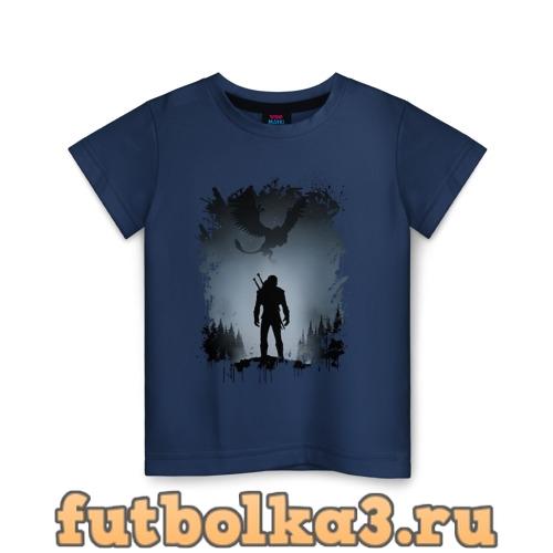 Футболка ВЕДЬМАК детская